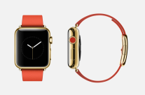APPLE WATCH Edition Rosso