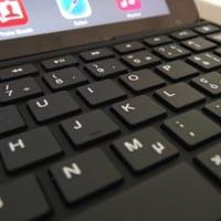 Tastiera per iPad Air che fa anche da smart cover