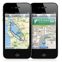 Mappe di Apple migliora con l'arrivo di nuovi partner